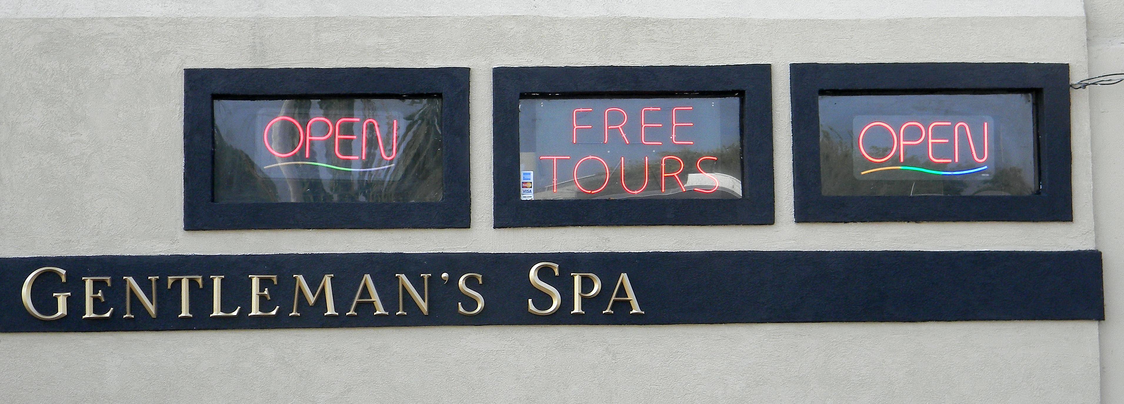 Oriental Spa Hot Springs Ar