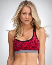 me in my new sports bra...not really. she's clip art
